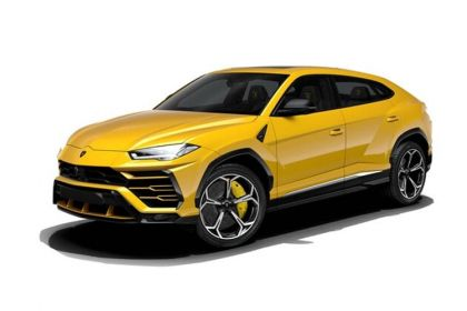 Lease Lamborghini Urus car leasing