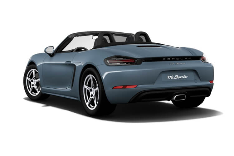 Porsche 718 Boxster Convertible 4.0  400PS GTS 2Dr PDK [Start Stop] back view