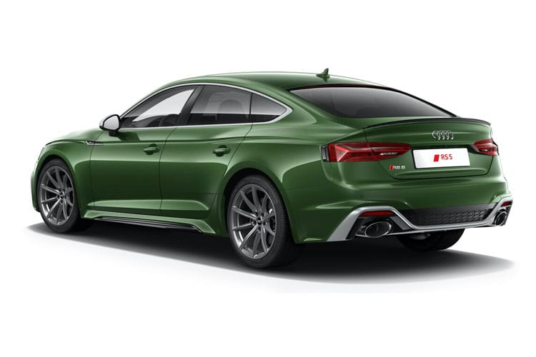 Audi A5 45 Sportback quattro 5Dr 2.0 TFSI 265PS S line 5Dr S Tronic [Start Stop] [Comfort Sound] back view