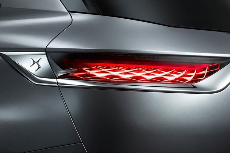 DS Automobiles DS 7 Crossback SUV 5Dr 1.6 E-TENSE PHEV 13.2kWh 225PS Elegance 5Dr EAT8 [Start Stop] detail view