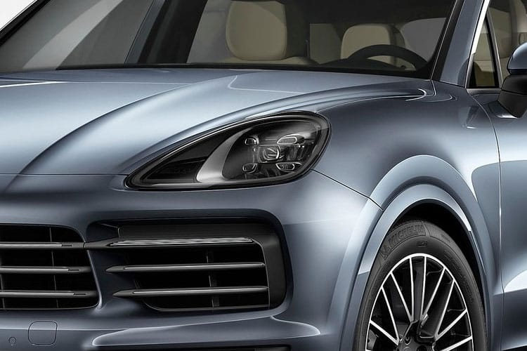 Porsche Cayenne Coupe 4wd 4.0 T V8 550PS Turbo 5Dr Tiptronic [Start Stop] detail view