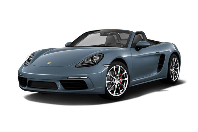 Porsche 718 Boxster Convertible 4.0  400PS GTS 2Dr PDK [Start Stop] front view
