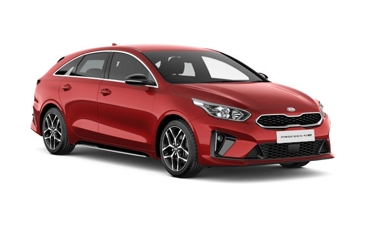 Kia Ceed Sportswagon 5Dr 1.4 T-GDI 138PS 3 5Dr Manual [Start Stop] front view