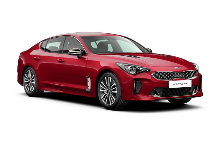 Kia Stinger Gran Turismo 5Dr 2.0 T-GDI 242PS GT Line S 5Dr Auto [Start Stop] front view