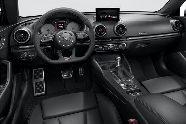 Audi A3 40 Cabriolet quattro 2Dr 2.0 TFSI 190PS S line 2Dr S Tronic [Start Stop] [Technology] inside view