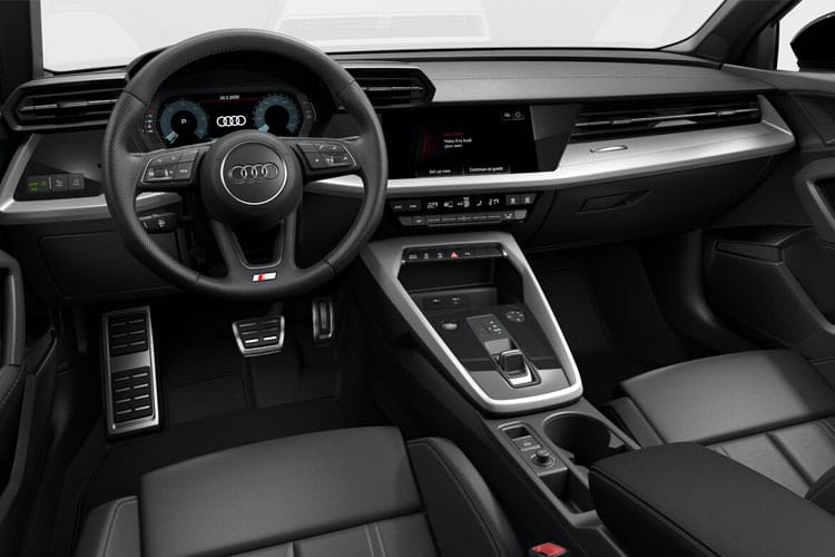 Audi A3 35 Sportback 5Dr 1.5 TFSI 150PS Vorsprung 5Dr S Tronic [Start Stop] inside view