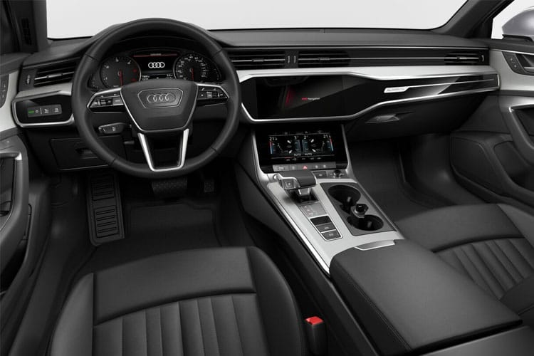 Audi A6 40 Avant quattro 2.0 TDI 204PS S line 5Dr S Tronic [Start Stop] [Technology] inside view