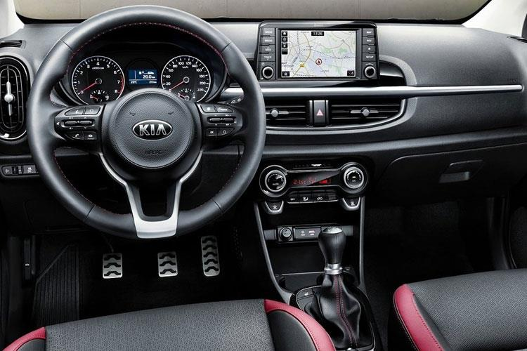 Kia Picanto Hatch 5Dr 1.0 MPi 66PS 1 5Dr Manual [Start Stop] [ADAP 4Seat] inside view