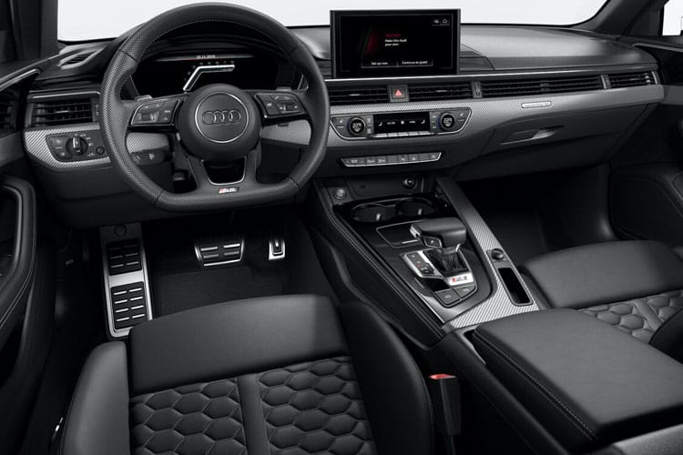 Audi A4 45 allroad quattro 5Dr 2.0 TFSI 245PS Sport 5Dr S Tronic [Start Stop] inside view