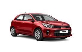 Kia Rio Hatchback car leasing